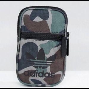 Adidas hook on wallet/ bag